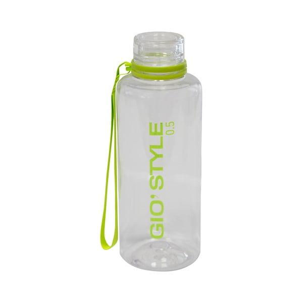 Cestovní láhev Gio'Style Evviva, zelená