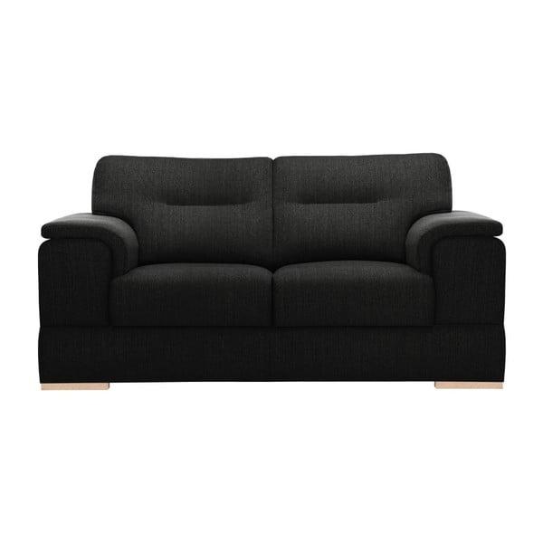 Czarna sofa Stella Cadente Maison Madeiro