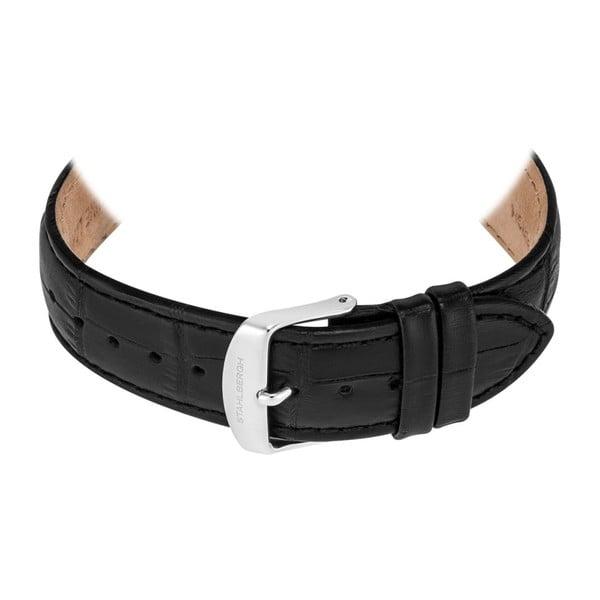 Pánské hodinky Stahlbergh Harstad Moonphase Black