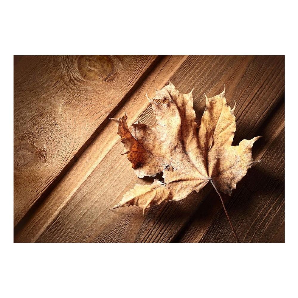 Vinylový koberec Leaf, 52 x 75 cm