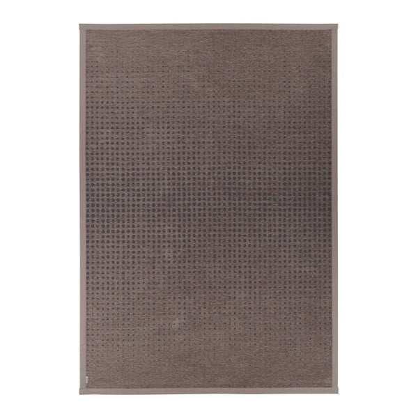 Helme Linen barna kétoldalas szőnyeg, 80 x 250 cm - Narma
