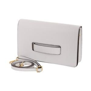 Bílá kabelka z pravé kůže Andrea Cardone