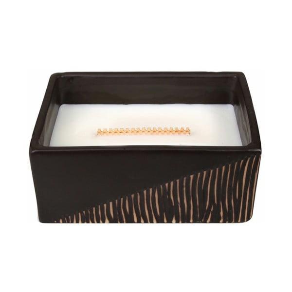 Vonná svíčka WoodWick Vanilka, 255 g, 60 hodin