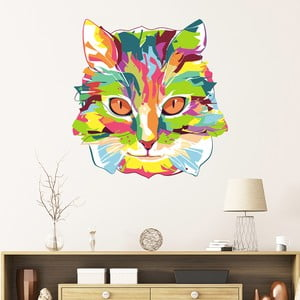 Autocolant Ambiance Cat Wonderland