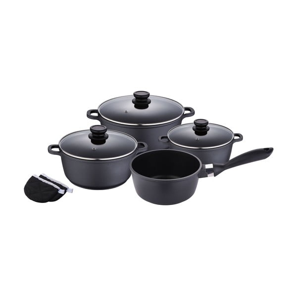 Set Cookware Lid, 7 ks