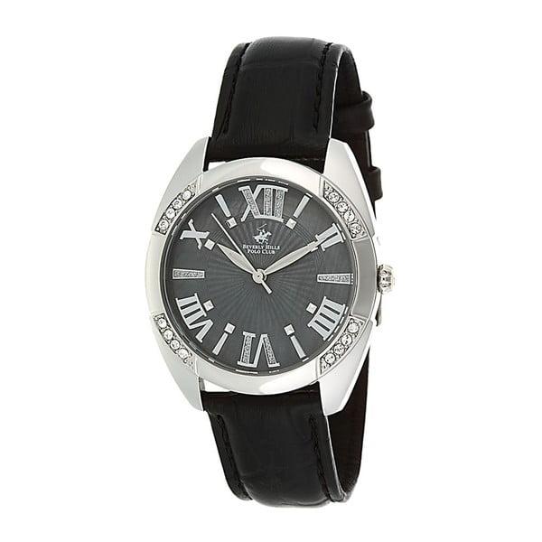 Hodinky BHPC Black/Silver