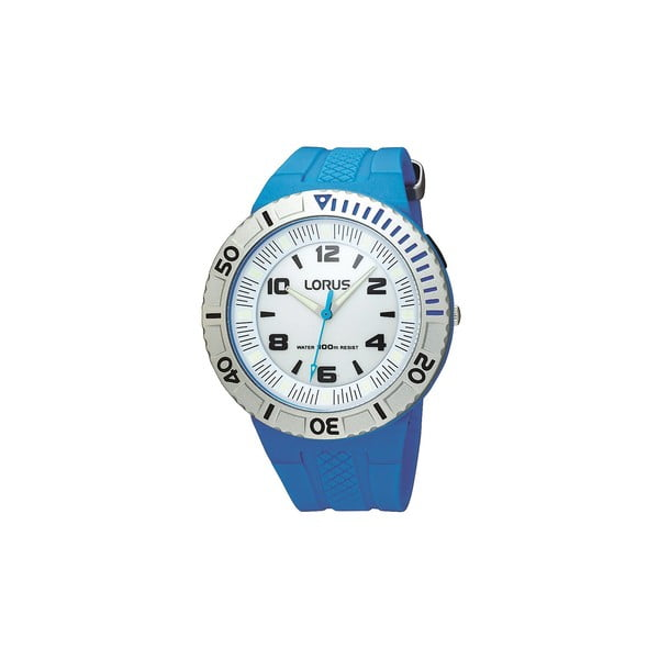 Pánské hodinky Lorus Black/Blue