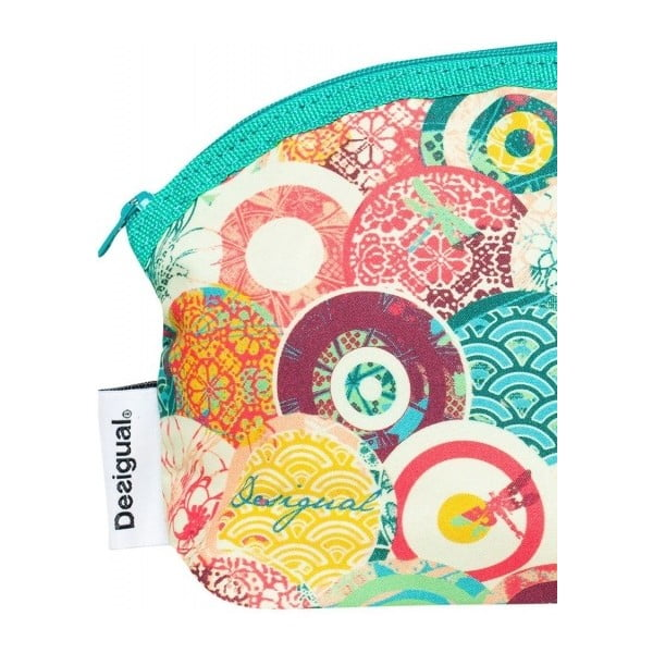 Kosmetická taška DESIGUAL Red Japanese