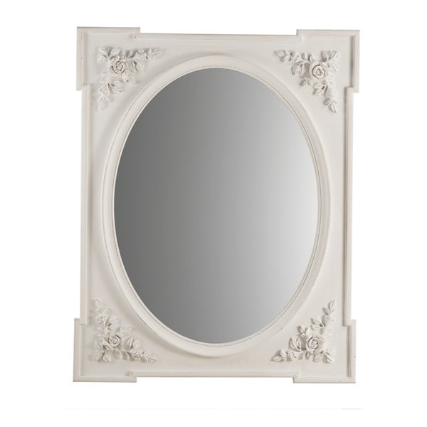 Zrcadlo Bianca, 100x80 cm