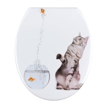 Capac WC Wenko Jump, 45 x 37,5 cm imagine