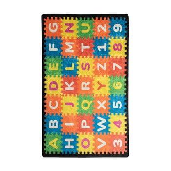 Covor copii Puzzle, 100 x 160 cm imagine