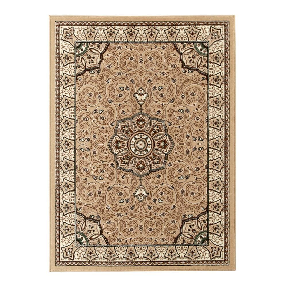 Produktové foto Béžovo-hnědý koberec Think Rugs Diamond Ornament, 120x170cm