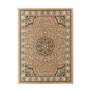 Béžovohnědý koberec Think Rugs Diamond, 70x140cm