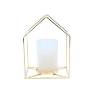 Sfeșnic Present Time House, auriu