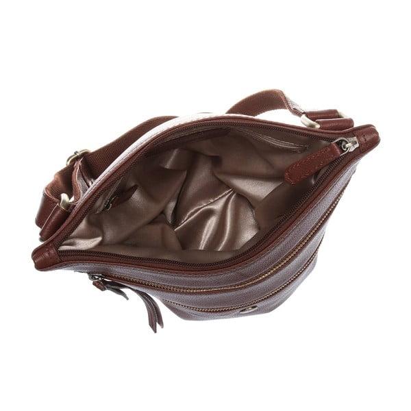 Dámská kožená taška Canterbury Finest Natural Whisky