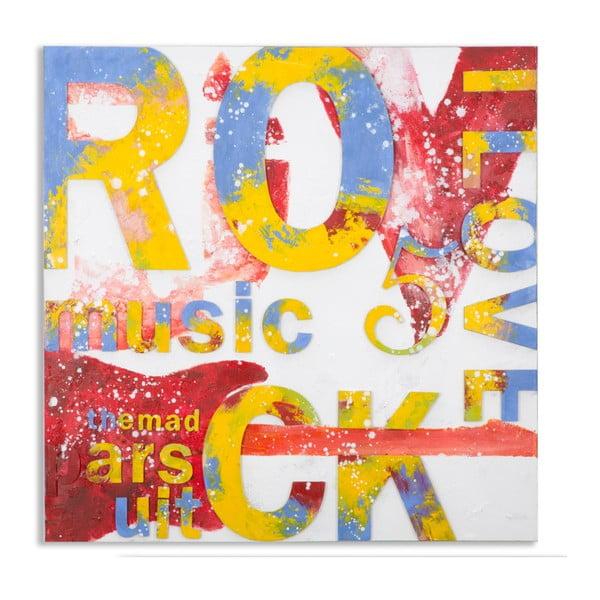 Obraz Mauro Ferretti Music,100x100cm