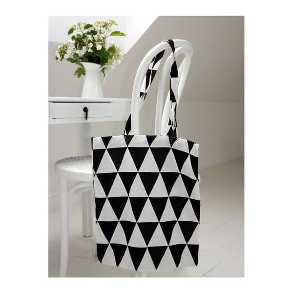 Plátěná taška SoHomely Big Triangles