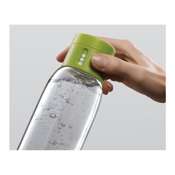 Sticlă cu măsurătoare Joseph Joseph Dot, verde