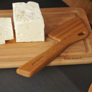 Bambusový nůž na sýry Bambum Hood