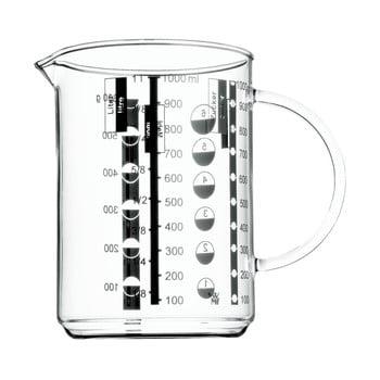 Cană măsurare WMF, 1 l, sticlă imagine