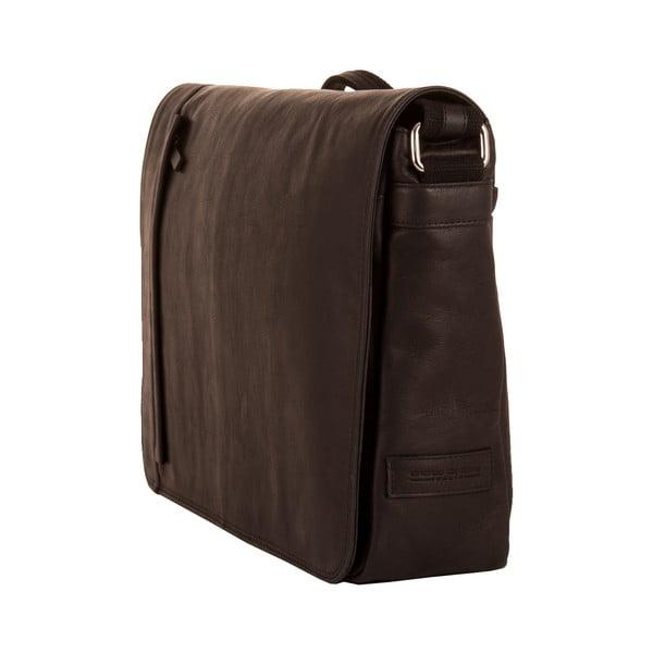 Pánská messenger taška Vintage Black