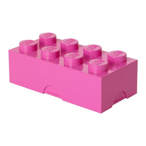 Cutie pentru prânz LEGO®, roz