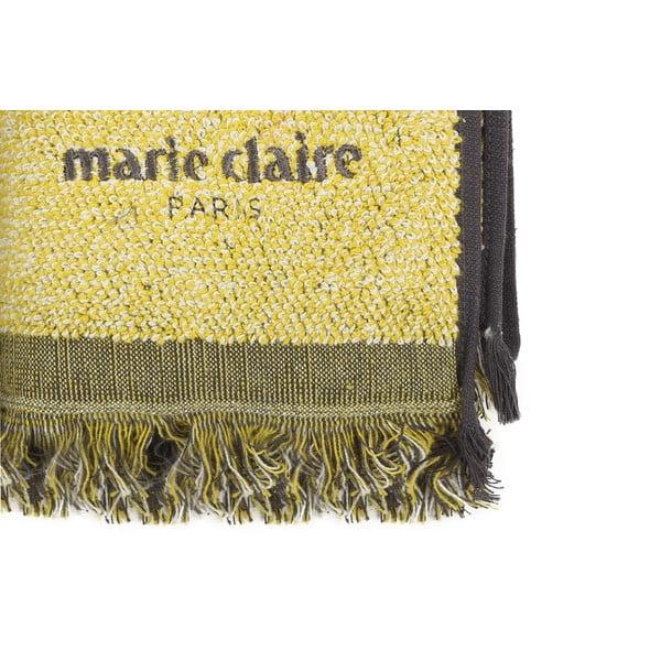 Set 2 prosoape Marie Claire Colza, 40 x 60 cm, galben