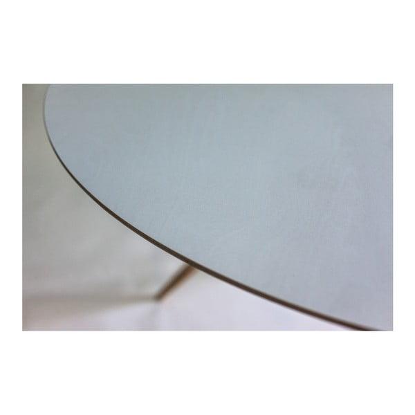 Masă Ragaba Planet Round, alb