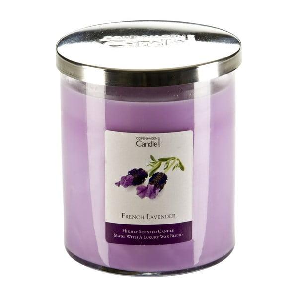 Illatgyertya a levendula illatával, 70 óra égési idő - Copenhagen Candles