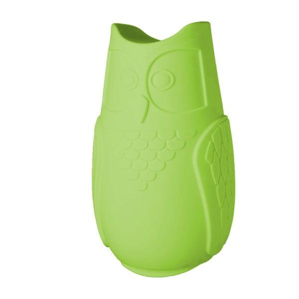 Lampa Bubo 44 cm, zelená