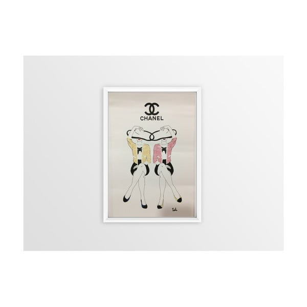 Obraz Piacenza Art Chanel Girls, 30 x 20 cm