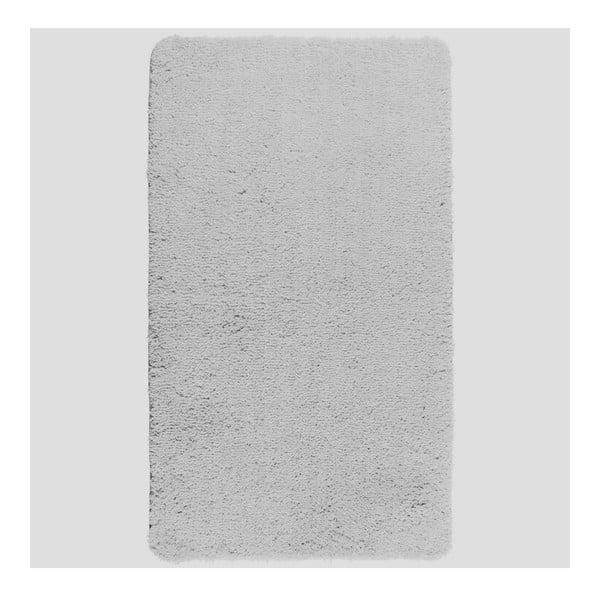 Bílá koupelnová předložka Wenko Belize, 90x60cm