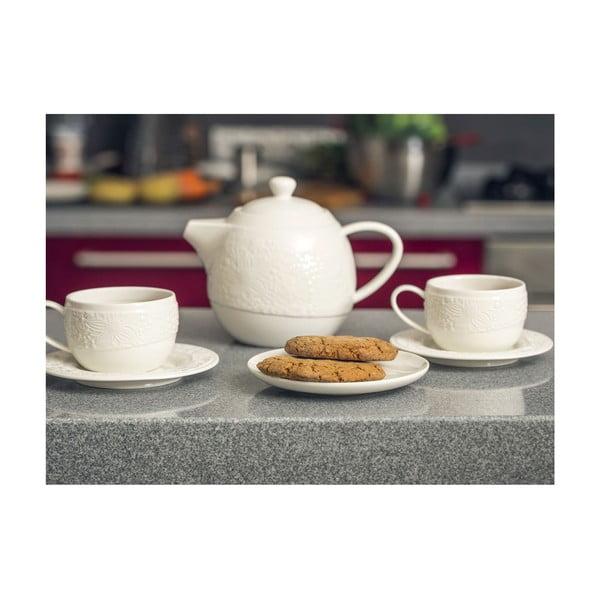 12ti dílný čajový servis Krauff Garden Collection