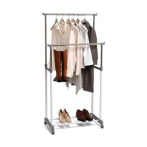 Cuier dublu pentru îmbrăcăminte Domopak Living