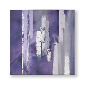 Obraz Graham & Brown Purple Harmony, 90 x 90 cm