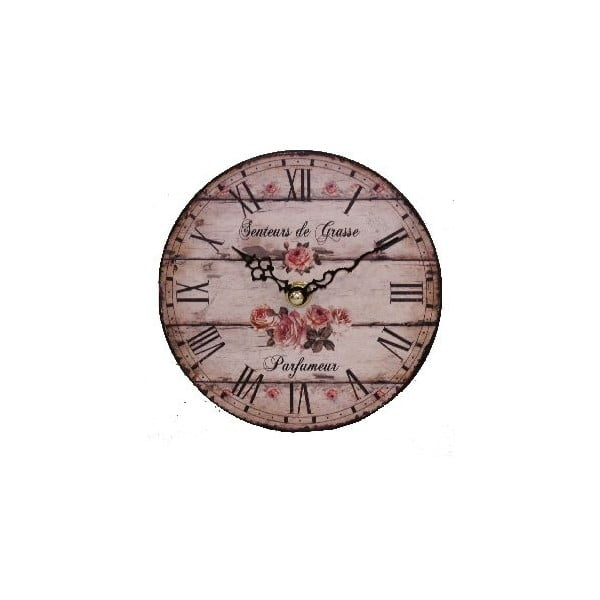 Stolní hodiny Antic Line Parfumeur