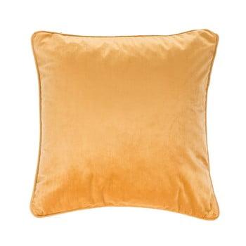 Pernă Tiseco Home Studio Simple, 60x60cm, galben imagine