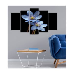 Vícedílný obraz 3D Art Mernento, 102x60cm