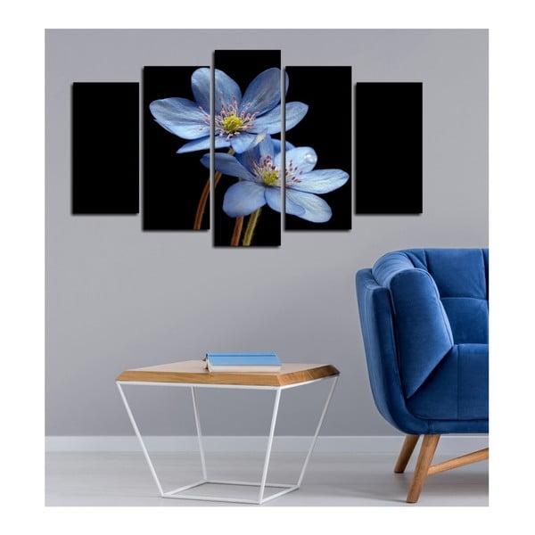 Viacdielny obraz 3D Art Mernento, 102×60 cm