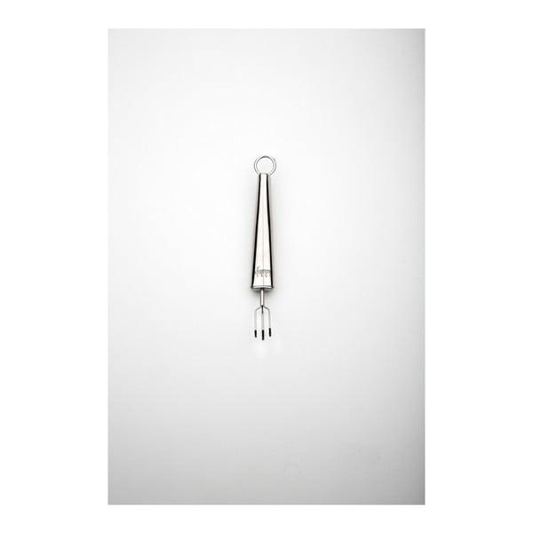 Vidlička na mačkání brambor z nerezové oceli Steel Function, délka 17,5 cm