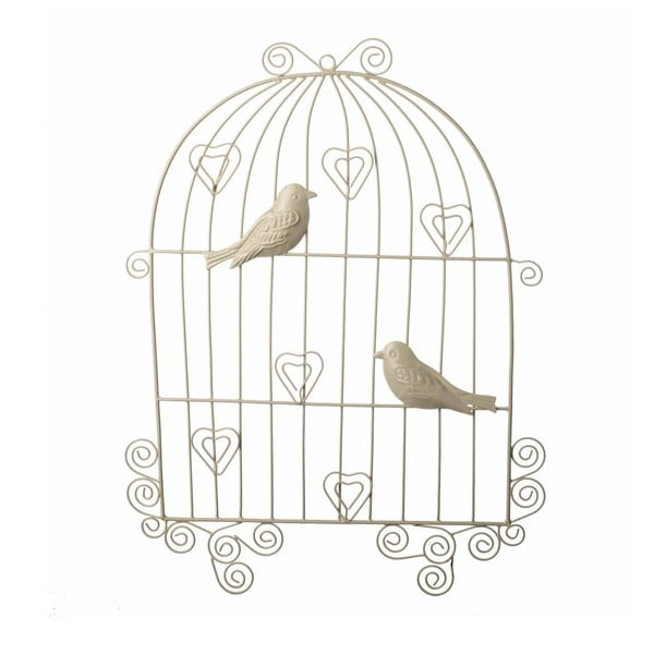 Dekorace ptačí klec