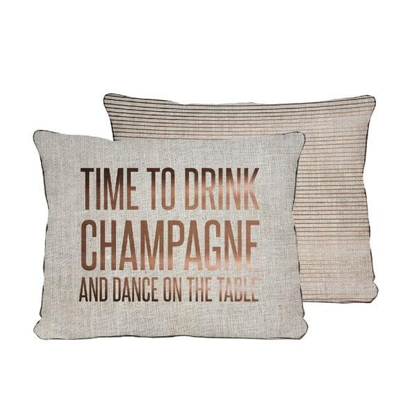 Polštář Champagne, 50x35 cm