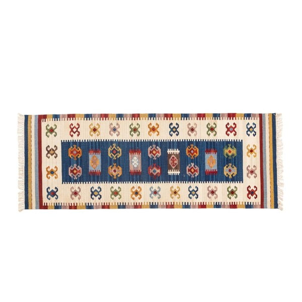 Ručně tkaný koberec Kilim Dalush 305, 180x65 cm