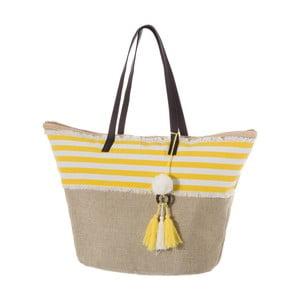 Žlutá kabelka Unimasa