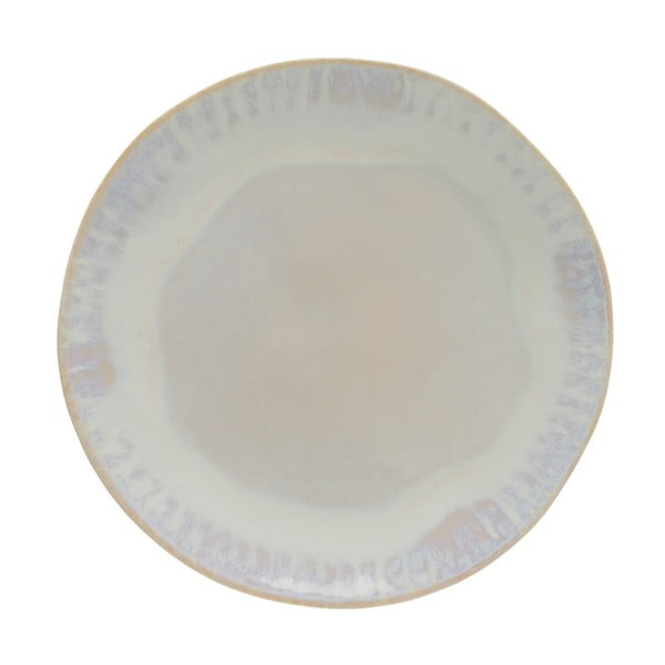 Farfurie din gresie ceramică Costa Nova Brisa, ⌀ 20 cm, alb