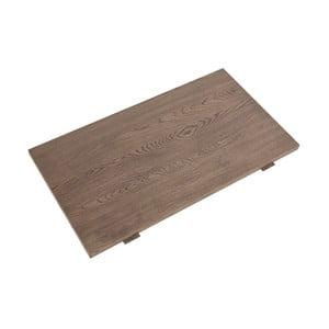 Hnědá přídavná deska stolu Actona Brentwood
