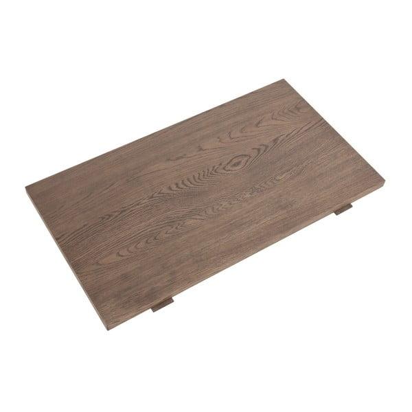 Brentwood barna kiegészítő asztallap - Actona