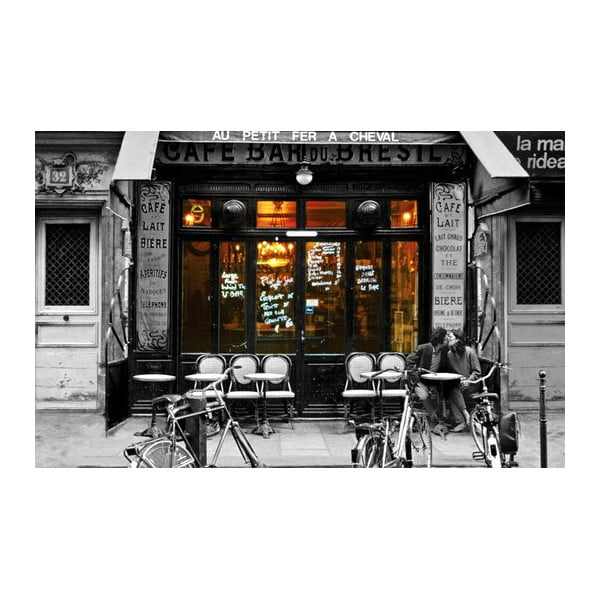 Cafe Bar, 81x51 cm