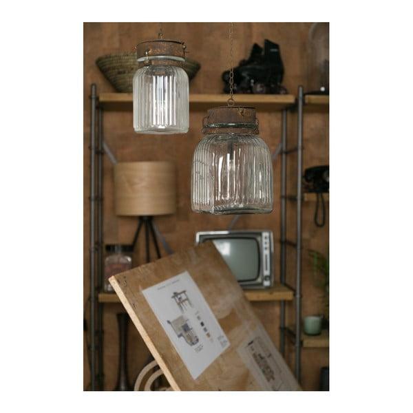 Závěsné LED svítidlo na baterie Dutchbone Gabe Lea