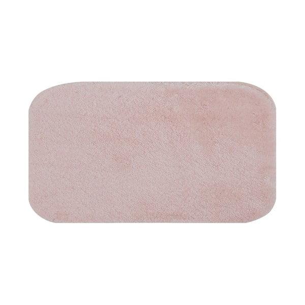 Covoraș de baie Confetti Bathmats Miami, 80 x 140 cm, roz pal